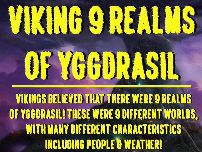 The Vikings - Nine Realms