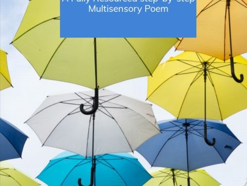 The Weather - A Fully Resourced, Step-by-Step Multisensory Poem (SEN 3-19)