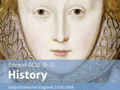 Early Elizabethan England, 1558-1588 - 1.1 The situation on Elizabeth's accesion
