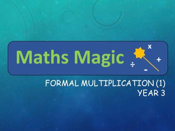 Multiplication Formal Method Remote Learning L1