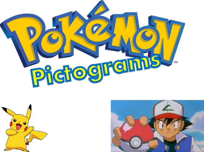 Pokemon Pictograms - KS2 Statistics
