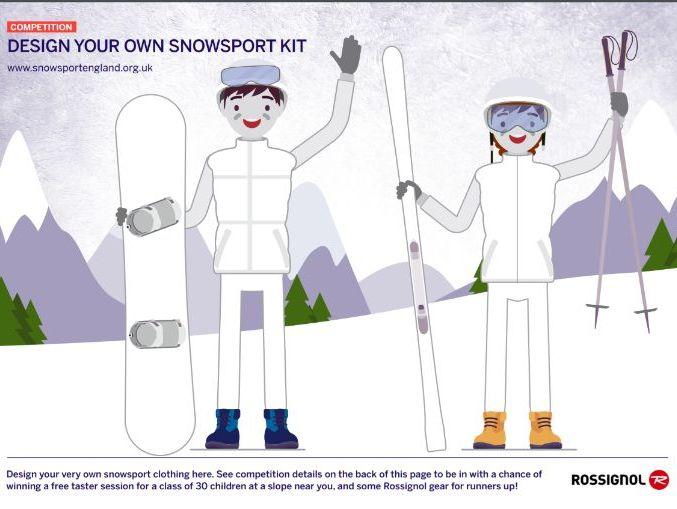 FREE Snowsport England Activity Pack