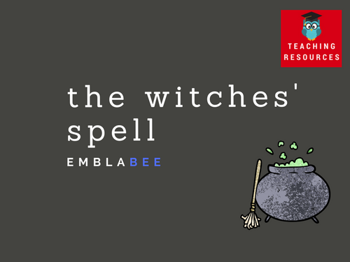 The Witches' Spell by William Shakespeare
