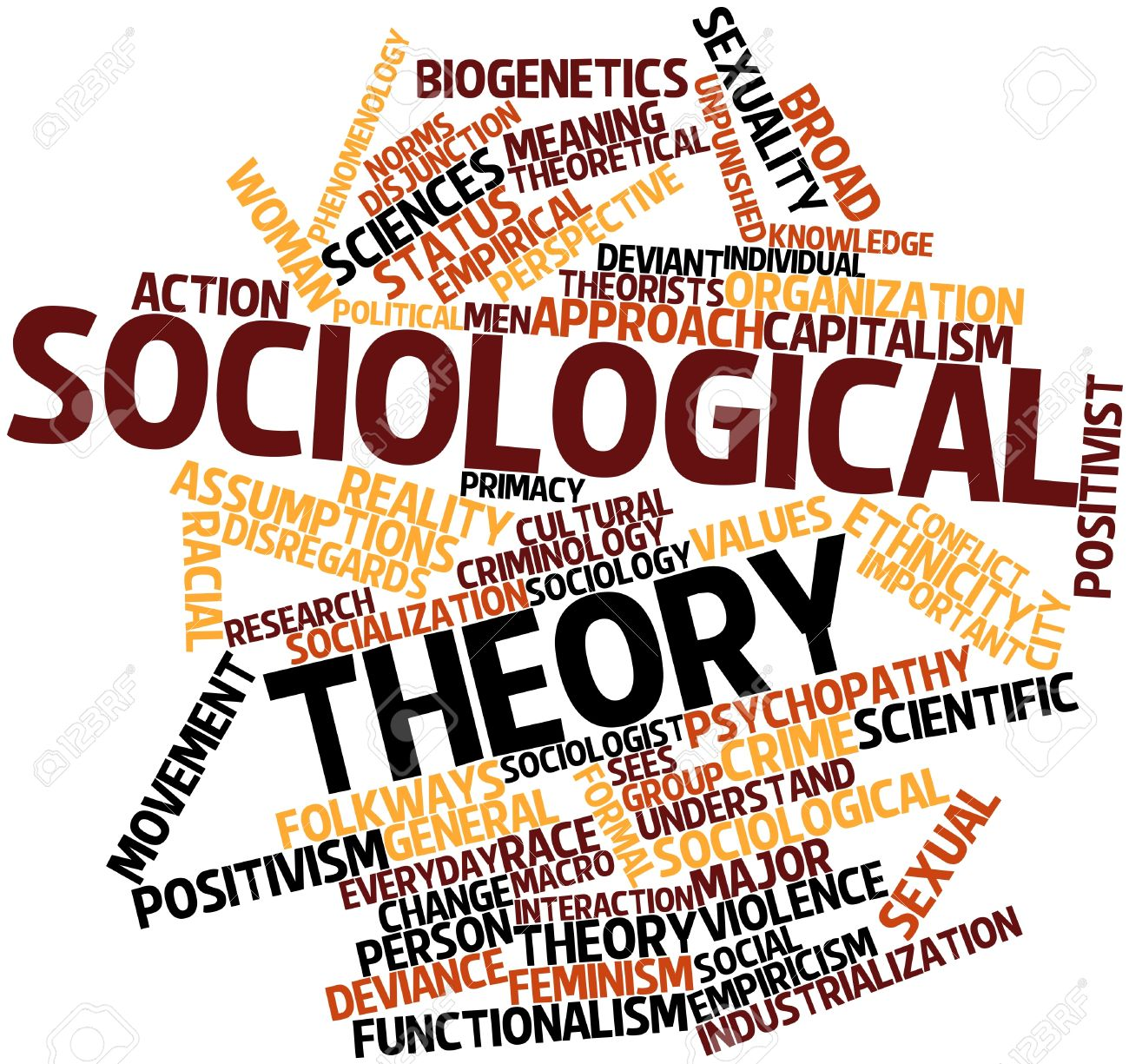 GCSE Sociology - theoretical perspectives