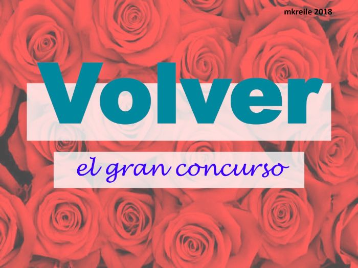 """Volver"" Revision Quiz A-Level Spanish"