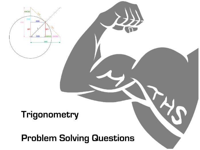 Basic Trigonometry Problem Solving