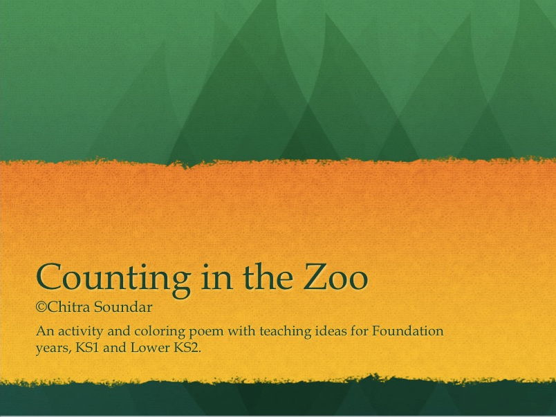 Counting in the Zoo