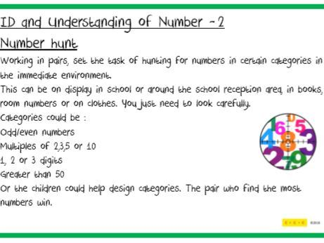 Y2 Mathematical Challenges - Multi Strand