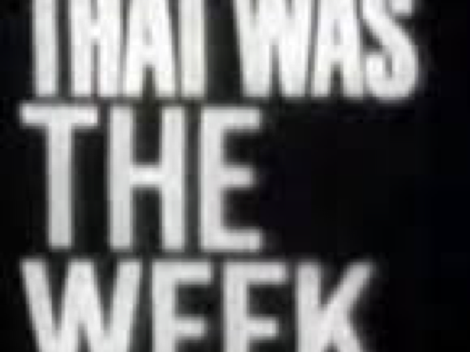 That was the week that was 23rd September