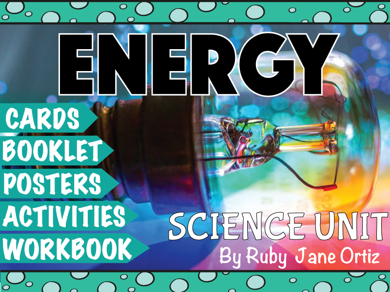 Energy Science Unit
