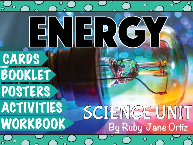 Energy Science Unit