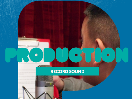 Production 4: Record Sound