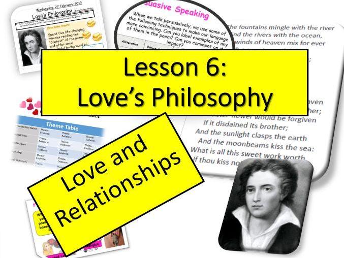 L6 - Love's Philosophy