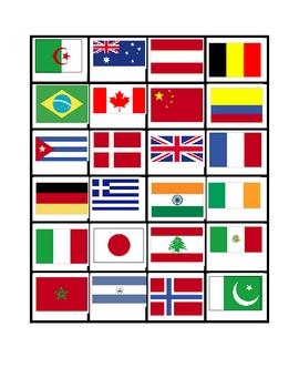 Nationalities Slap game
