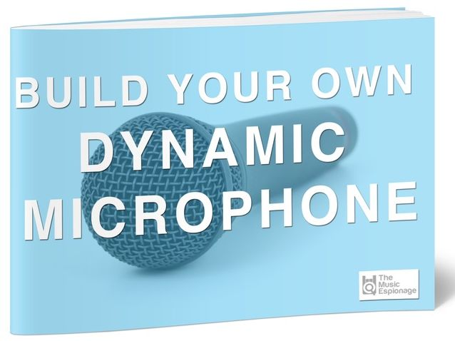Build Your Own Dynamic Microphone-FULL LESSON
