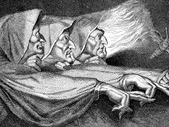 Macbeth Revision Lesson - The Witches
