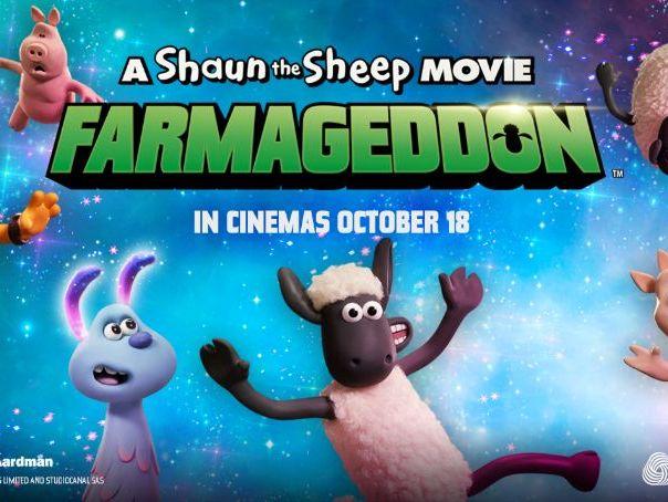 A  Shaun the Sheep Movie: Farmageddon - Protect Our Planet