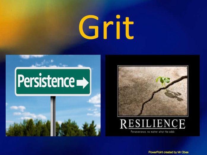 """""""Grit"""" assembly"""