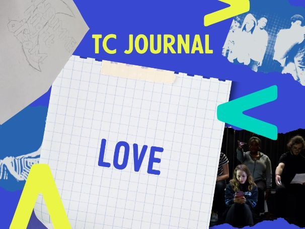 Wellbeing Journal Chapter 2: Love