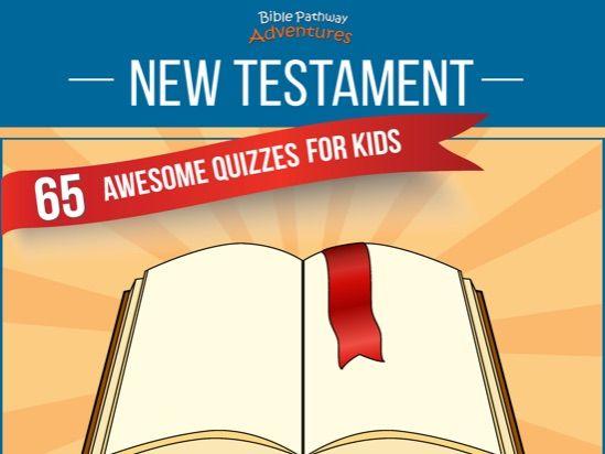 New Testament Quiz Book