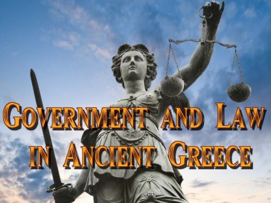 Government and Law in Ancient Greece - The Ancient Greeks Audio Series