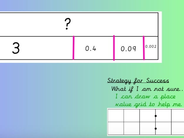 Y5 Maths Mastery Fluency Decimals Rounding etc