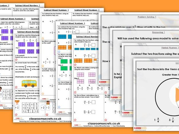 Year 5/6 Mixed Age Spring Block 1 Step 13 Lesson Pack
