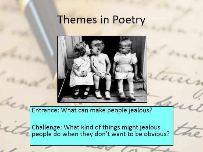 My Last Duchess - Themes, Rhyme, Rhythm and Structure