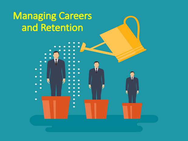 Managing Careers and Retention – Human Resource