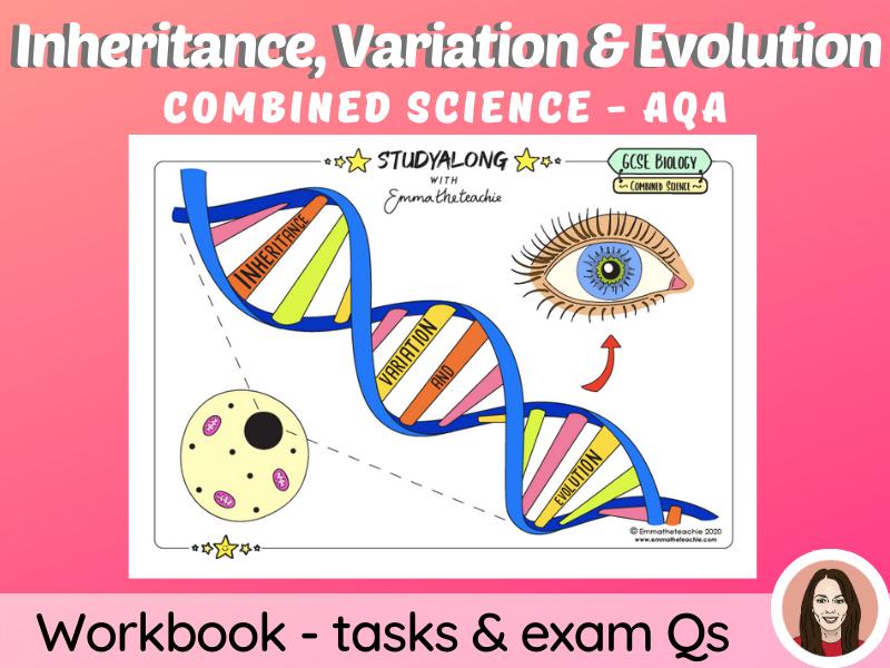 GCSE Biology Workbook Inheritance Variation and Evolution