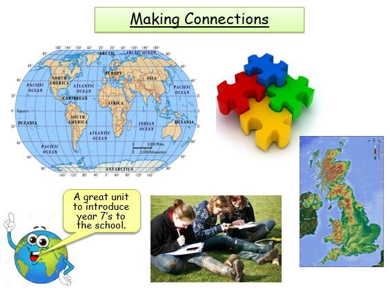 Making Connections - Welcome to Geography