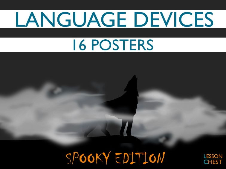 Language Devices Posters