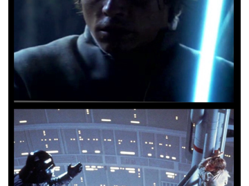 Star Wars themed meme