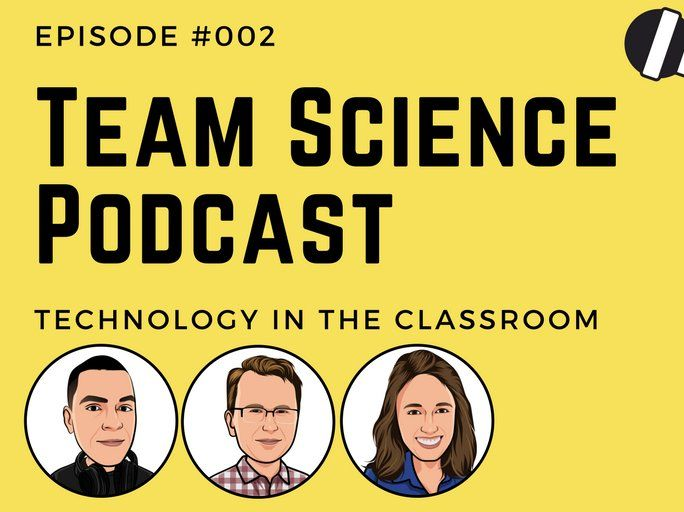 TSP Episode 002 | Technology in the classroom