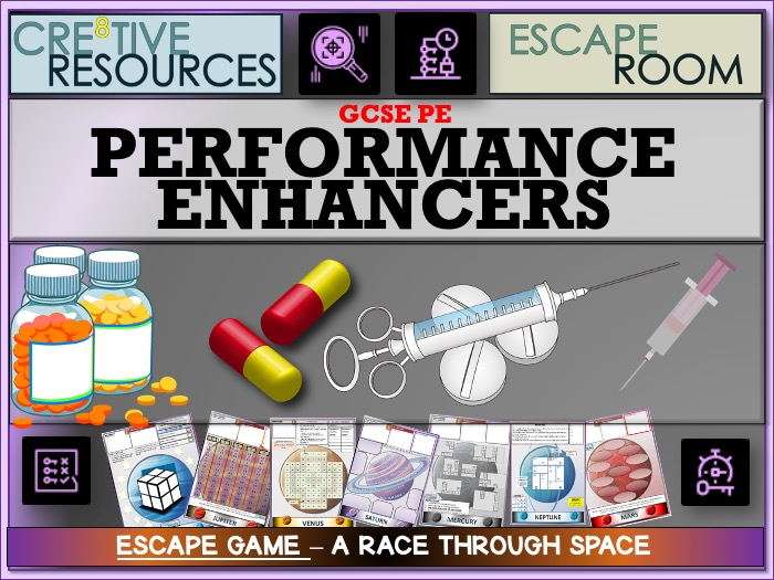 PE Escape Room - Performance Enhancers