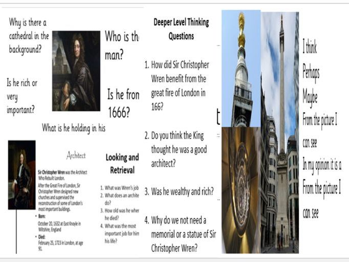 Guided Reading Year 2 Great Fire of London