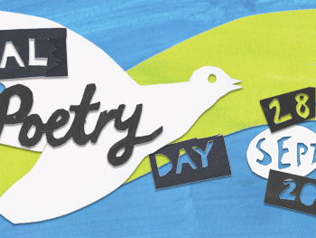 National Poetry Day 2017 Freedom resource Literature Wales