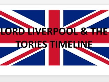 Lord Liverpool & the Tories 1812–1830 Timeline