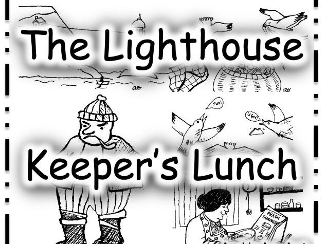 Lighthouse Keeper's Lunch Writing  KS1