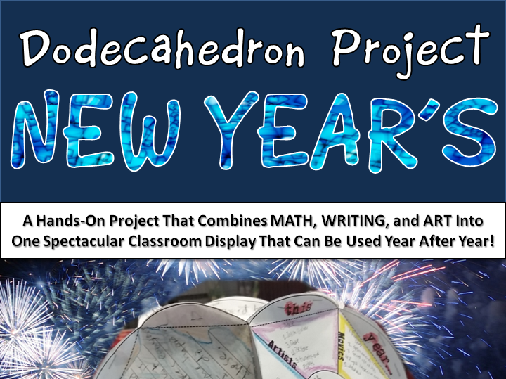 New Years Dodecahedron Project Kit