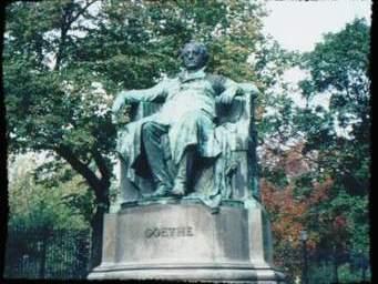johann wolfgang von goethe german poetry WITH TRANSLATION der du von der himmel bist