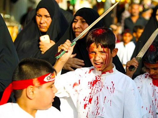 (8.10) Islam - Festival of Ashura -55 slides-