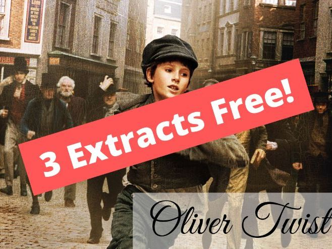 FREE - 3 Oliver Twist extracts