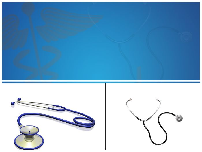 stethoscope ppt templatetemplatesvision - teaching resources - tes, Powerpoint templates