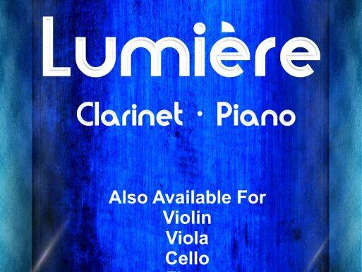 Lumiere - Clarinet & Piano (Score & Parts)