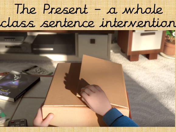 The Present, short film