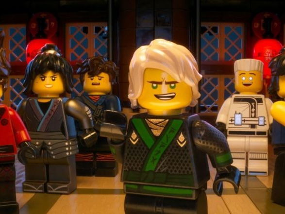 LEGO NINJAGO: Legend of the Seventh Master