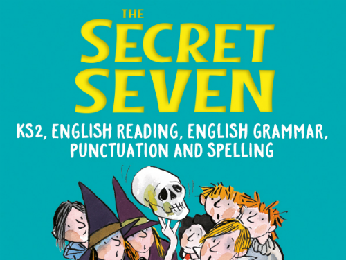The Secret Seven Teachers Resources