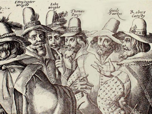 Gunpowder Plot 1605 - Wolsey Academy - History Club 3