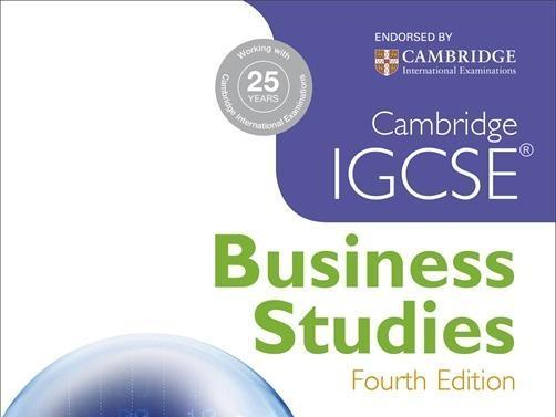 2020  iGCSE 0450 CIE IB MASSIVE Business Studies Bundle, All Modules